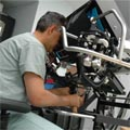 NEEMO 9 researchers test signal latency in tele-robotic surgery