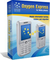 Oxygen Software backups phone data to PC for Nokia phone users