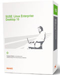 New Products – SUSE Linux Enterprise 10 includes browser, IM XGL  Graphics