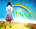 Wizard of Oz tickets for sale on Facebook