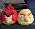 Angry Birds teach physics to summer camp students