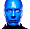 How Blue Man Group stayed mum on stage but got social at work