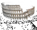 Flickr photos used to build Rome in a day