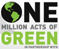"Five online ""acts of green"" you can do right now to make a real difference"