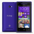 First look at HTC's new Windows 8 phone, the 8X