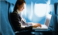 Business travelers ready to change reservations to get WiFi in the plane