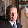 Harry Rosen custom tailors marketing