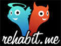 Rehabit.me lets your friends bet you won't lose that 10 pounds
