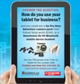ITBusiness.ca readers share tablet tips
